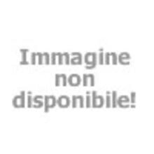 P448 white-blue sneakers